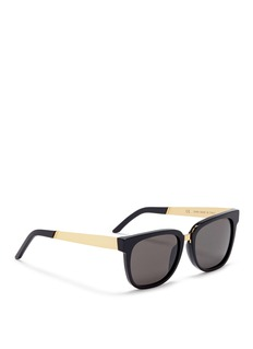 SUPER 'People' D-frame acetate sunglasses