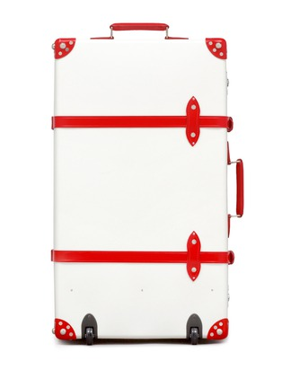 Back View - Click To Enlarge - Globe-Trotter - Limited Edition X+Q Art 33
