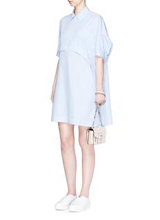Opening CeremonyStripe dolman sleeve poplin dress