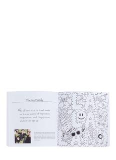 La La Land La La Land colouring book