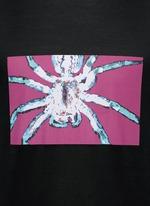 Spider print T-shirt