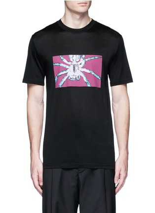 Main View - Click To Enlarge - Lanvin - Spider print T-shirt