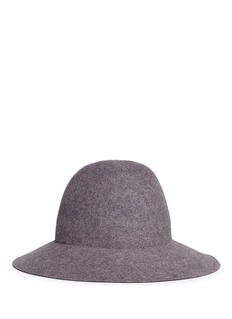 LanvinRabbit furfelt hat