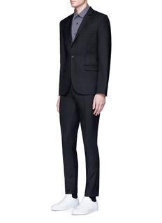 Topman Skinny fit twill pants