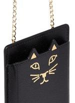 'Feline' leather iPhone 6 case