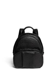 ALEXANDER WANG 'Dumbo' pebble leather backpack