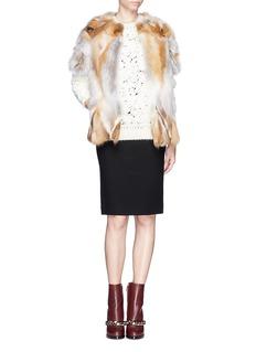 FUREVERFox fur coat