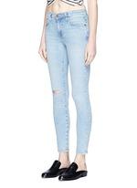 'The Highwaist Stiletto' skinny jeans
