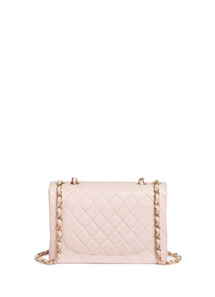 Detail View - Click To Enlarge - Vintage Chanel - Jumbo 2.55 quilted leather flap bag