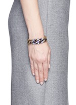 'Lady of the Lake' Swarovski crystal bracelet