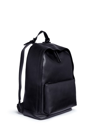Front View - Click To Enlarge - 3.1 Phillip Lim - '31 Hour' leather backpack
