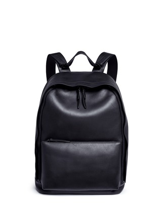 Main View - Click To Enlarge - 3.1 Phillip Lim - '31 Hour' leather backpack