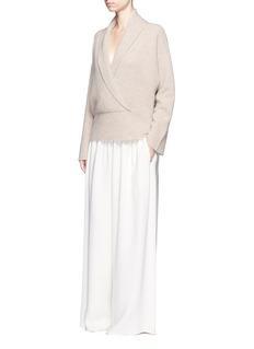 The Row'Paba' silk wide leg pants