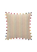 Gastounet square cushion