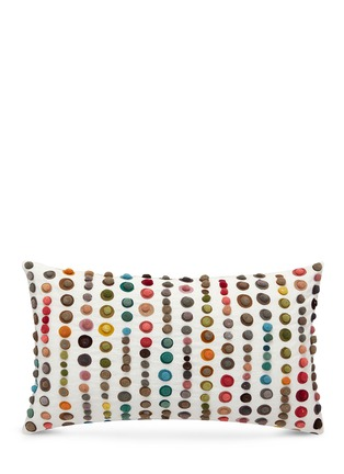 Main View - Click To Enlarge - VIVARAISE - Ezra rectangle cushion cover