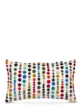 Main View - Click To Enlarge - VIVARAISE - Ezra rectangle cushion