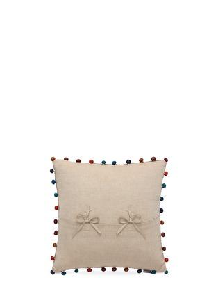 - VIVARAISE - Gastounet square cushion