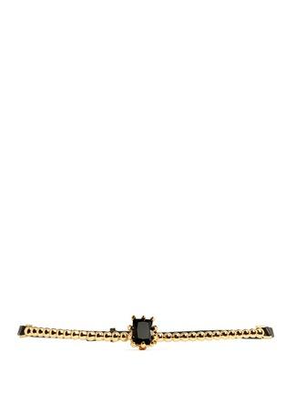 Main View - Click To Enlarge - Eddie Borgo - 'Dome Estate Collar' crystal necklace