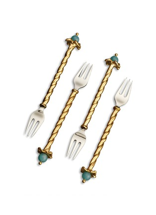 L'Objet - Venise Cocktail Fork Set