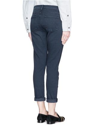 Back View - Click To Enlarge - Frame Denim - 'Le Garçon' jeans