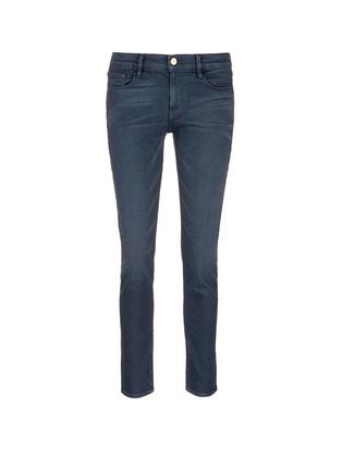Main View - Click To Enlarge - Frame Denim - 'Le Garçon' jeans