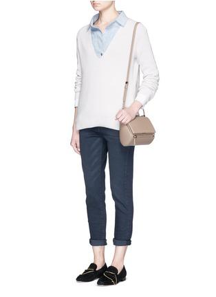 Figure View - Click To Enlarge - Frame Denim - 'Le Garçon' jeans