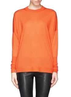 ACNE STUDIOS'Delight O Mer' wool sweater