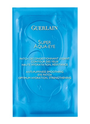 Main View - Click To Enlarge - Guerlain - Super Aqua-Eye Patches 6-pair pack