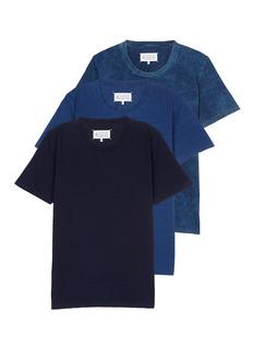 Maison Margiela'Stereotype' T-shirt 3-pack set