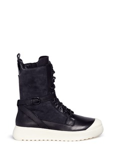 Ateljé 71'Edda' combat sneaker boots