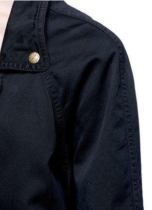 Detail View - Click To Enlarge - Current/Elliott - 'The Infantry' ultilty twill jacket