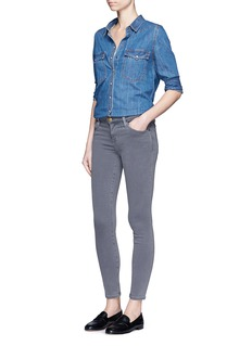 Current/Elliott The Stiletto' skinny jeans