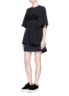 FENTY PUMA by RihannaJapanese artwork print drawstring T-shirt
