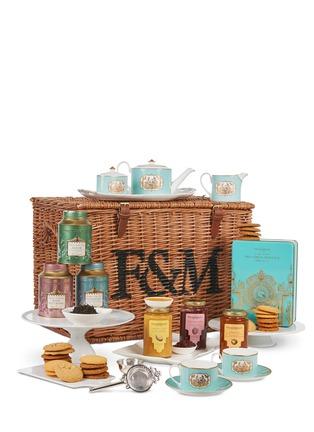 Main View - Click To Enlarge - Fortnum & Mason - The Lane Crawford Luxury Tea hamper