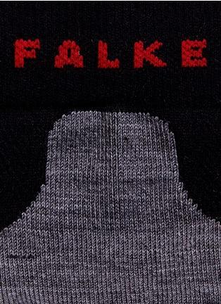 Detail View - Click To Enlarge - FALKE - 'RU5' running ankle socks