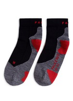 'RU5' running ankle socks