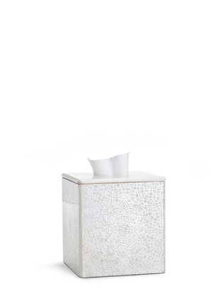 Labrazel - Miraflores Ivory tissue cover