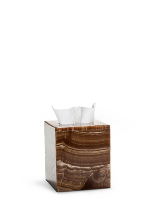 Main View - Click To Enlarge - Labrazel - Espresso tissue cover
