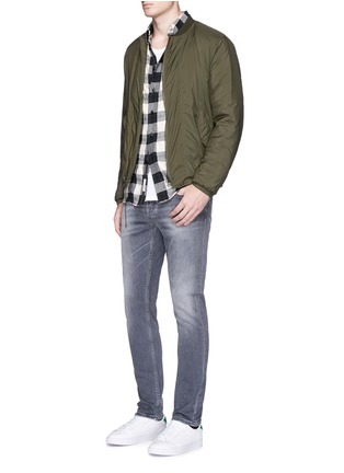 Figure View - Click To Enlarge - Denham - Razor' slim fit jeans