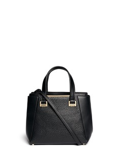 JIMMY CHOO 'Alfie' medium leather tote