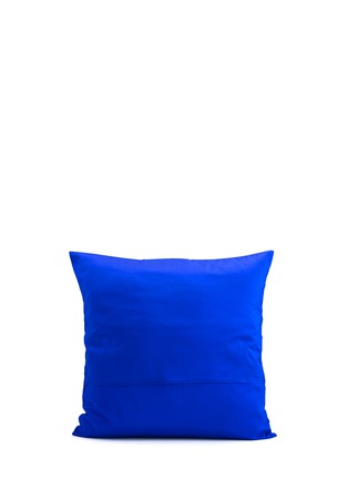 Figure View - Click To Enlarge - CHLOE CROFT - Archie Horse Silk Cushion