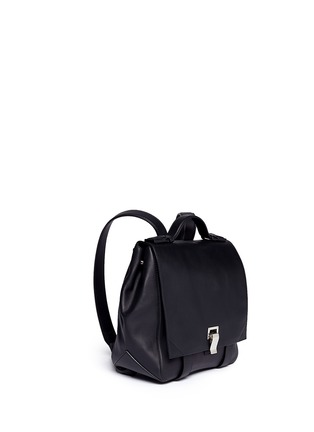 Detail View - Click To Enlarge - Proenza Schouler - 'PS Courier' large leather backpack