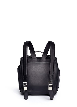 Back View - Click To Enlarge - Proenza Schouler - 'PS Courier' large leather backpack
