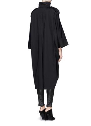 Back View - Click To Enlarge - Acne Studios - 'Ezra' cocoon coat