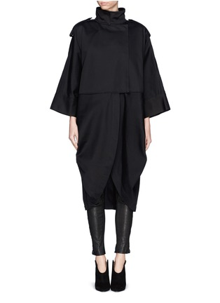 Main View - Click To Enlarge - Acne Studios - 'Ezra' cocoon coat