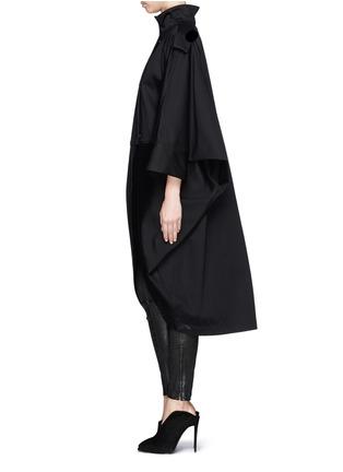 Figure View - Click To Enlarge - Acne Studios - 'Ezra' cocoon coat