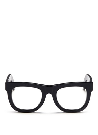 Main View - Click To Enlarge - SUPER - 'Ciccio' acetate optical glasses