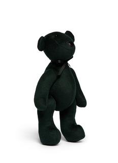 MS MINBig felt teddy bear