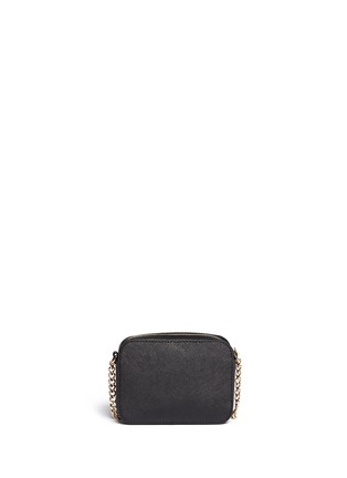 Back View - Click To Enlarge - Michael Kors - 'Jet Set Travel' petite saffiano leather crossbody