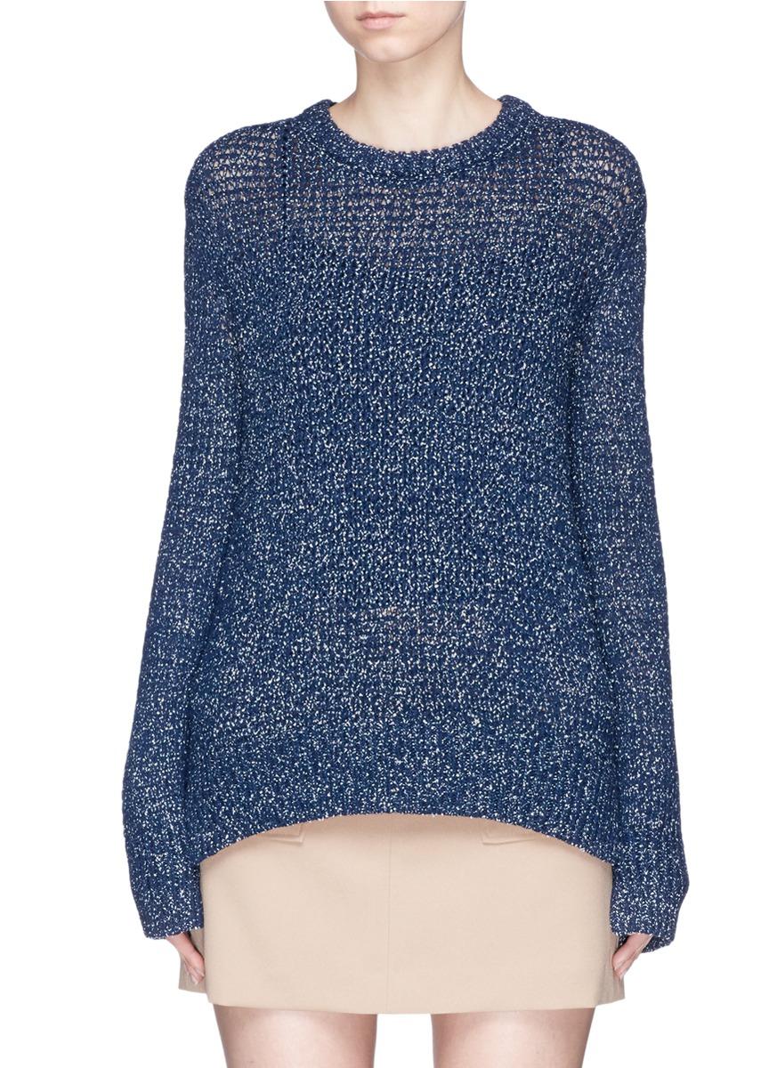 Marina crew neck sweater by rag & bone/JEAN
